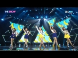 180821 Red Velvet - Power Up @ SBS MTV The Show