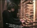 Stefano Mhanna J S Bach Organo Dom Bedos Roubo Benedetto XVI a San Domenico in Rieti video 1