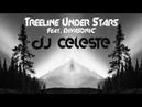Treeline Under Stars by DJ Celeste