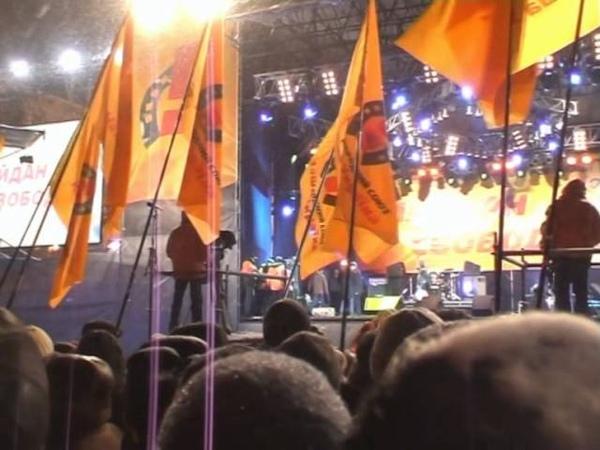 Киев оранжевая революция год спустя3