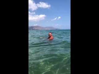 Пляж в г.Каврос, Греция