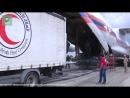 Сирия МЧС России доставило на Хмеймим около 100 тонн гуманитарной помощи для сирийских граждан