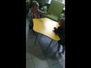 Егорка и Марьяша увлеклись игрой с монеткой