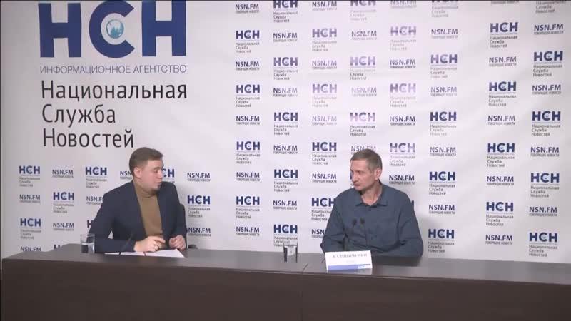 Наташа Калиниченко и папа в Москве в больнице