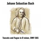 Johann Sebastian Bach альбом Toccata and Fugue in D Minor, BWV 565