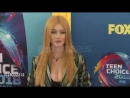 @Kat McNamara stunningly bad ass arriving to the pink carpet of the TeenChoiceAwards ShadowhuntersTakeTCA @TeenChoiceFOX