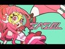 自主制作アニメ「砲弾少女ザゼル」Independent Animation Zazel
