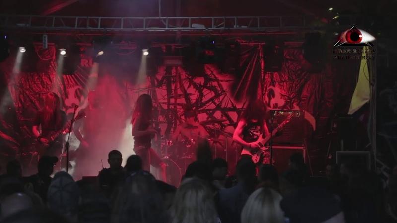 MASS MADNESS - Losing Kicks, G.T.M.R. (Blackened Life Fest 2018)