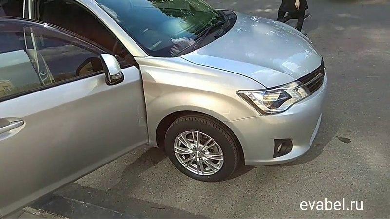 Toyota Corolla Fielder E160 eva коврики