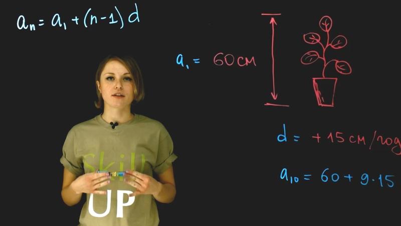 Математика - Арифметическая прогрессия vfntvfnbrf - fhbavtnbxtcrfz ghjuhtccbz