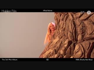 181205 red velvet 'rbb (really bad boy)' mv making @ !t live: hidden film