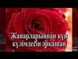 ДОСТАРЫМ АМАН БОЛСЫН.mp4