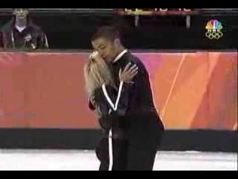 Aliona Savchenko Robin Szolkowy - Olympics Torino 2006 - SP