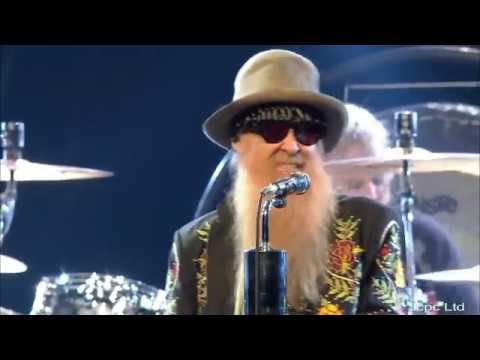 """ZZ Top """"Sharp Dressed Man"""" Live At Montreux 2013 Full HD"""