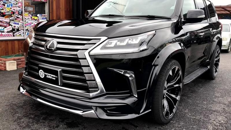 LEXUS LX570 輸入車専門店 ガレージトップスピード