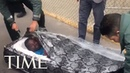 Two Migrants Were Discovered Inside Mattresses Trying To Cross The Spanish Border TIME