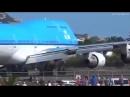 Сан Мартин взлет самолета на пляж