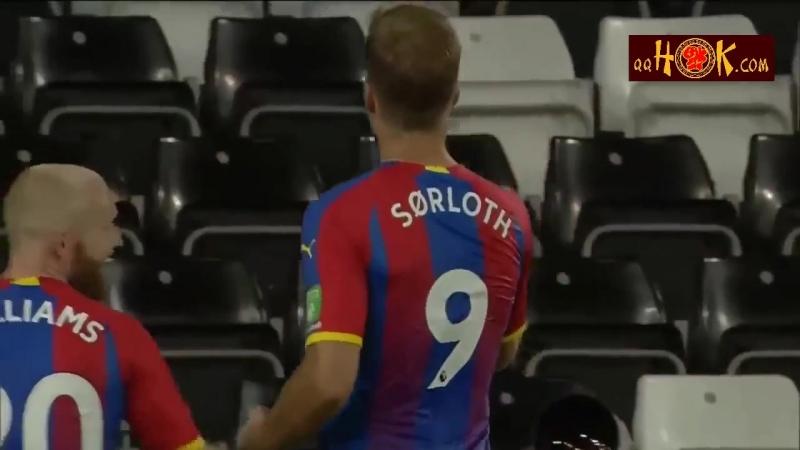 Swansea City vs Crystal Palace 0 1