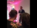 A brief video of Tom Hiddleston at BAFTA Summer Party in London on June 13, 2018.