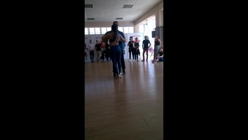 МК Илья Субачев 2-й день