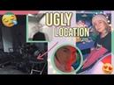 Ugly location в ТЦ на районе