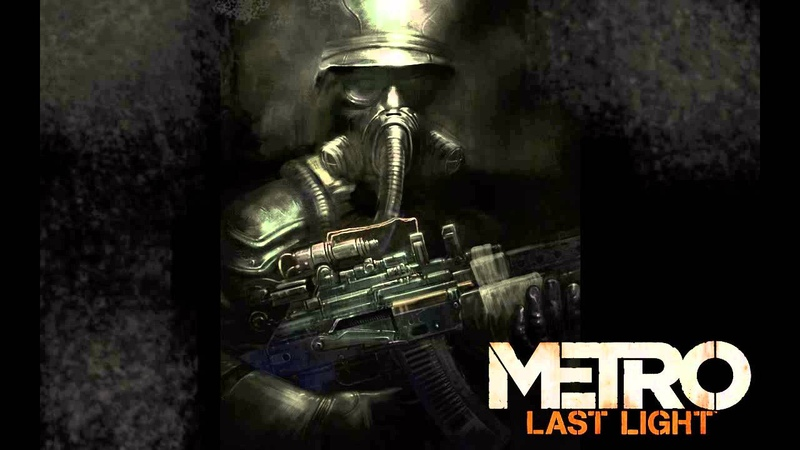 Metro Last Light OST - Battle for D6