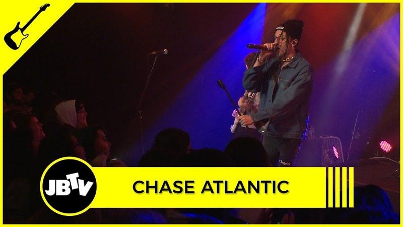 Chase Atlantic Drugs Money Live @ JBTV