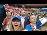САМАЯ ГОРЯЧАЯ РУССКАЯ БОЛЕЛЬЩИЦА НА МАТЧЕ РОССИЯ САУДОВСКАЯ АРАВИЯ ЧМ 2018 HOT RUSSIAN FAN FIFA 2018