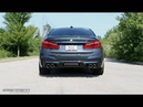 Eisenmann F90 M5 Exhaust System Take Off
