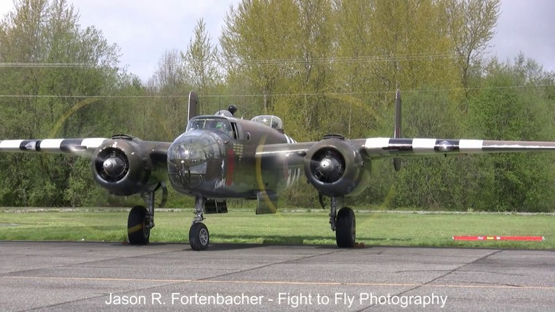 B-25 Mitchell Grumpy