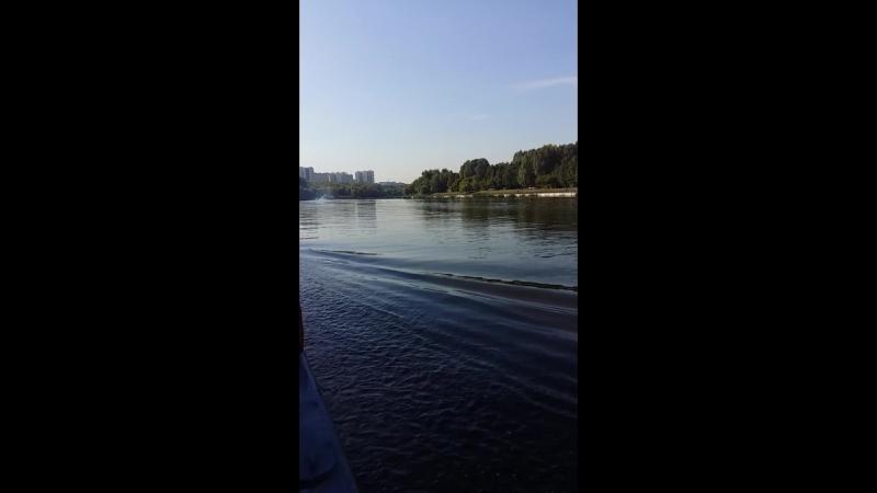 Речная прогулка 15.09.18