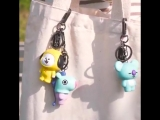 Calling all serious collectors... - Find BT21 figure keyring at LINEFRIENDS L7 Hongdae 28A