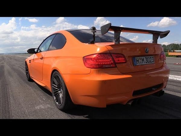 610HP G-POWER BMW M3 GTS - 252,96 kmh in 12 Mile Run!