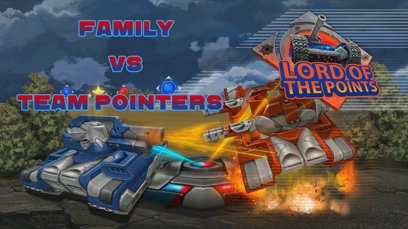 Team Pointers vs Family TOF Lords of the Points 20 4 2018
