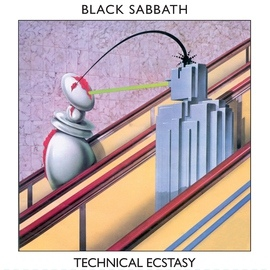 Black Sabbath альбом Technical Ecstasy