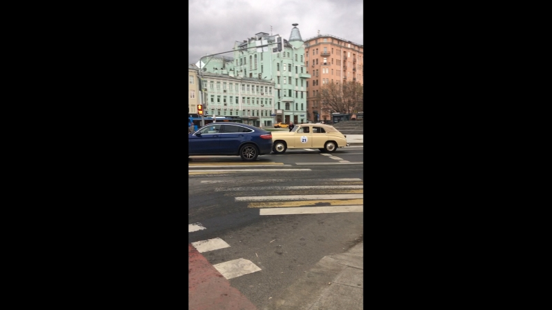 Ретроавто Кропоткинская