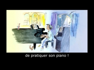The Little Pianist _ Learn French with Subtitles - Story for Children BookBox.co