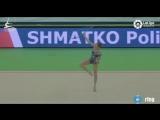 Полина Шматко - обруч (финал) // МТ 2018