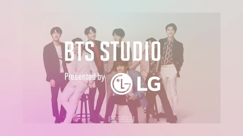 [ADVT] 180905 BTS Studio Presented by @ LG