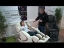 Что такое 🧘♀️ЙОГА 🧘♂️в массажном кресле ❓ Обзор по нашему массажному креслу CASADA HILTON 2👍