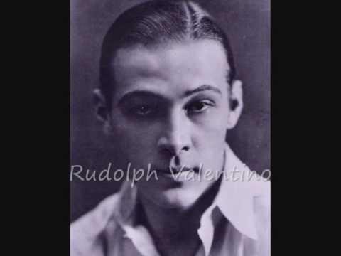 Berthe Sylva Où sont tous mes amants (Rudolph Valentino Ramon Novarro)