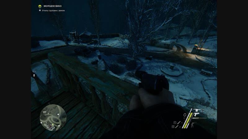 Sniper Ghost Warrior 3...ОперацияМолодо-зеленоч.4...