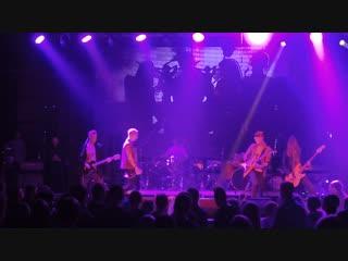 Rachel Cross Band - Рок-фестиваль Космодром. Хабаровск, Velicano 15.12.18г.