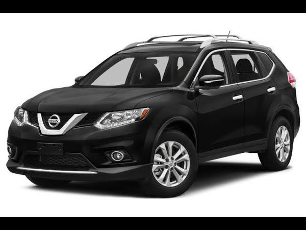 2016 Nissan Rogue Автомобили из Америки в Украину