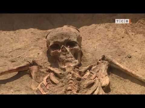 Приднестровские археологи исследуют два редких кургана