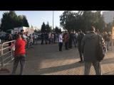Митинг против пенсионной реформы в сквере Славы. Казань