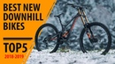 NEW most interesting downhill bikes of 2018-2019! TOP 5