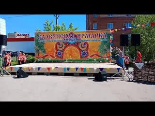 Открытый районный фестиваль народного творчества