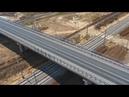 Без единого шва железная дорога в обход Краснодара будет сдана через месяц