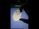 рисую(будущие стикеры)